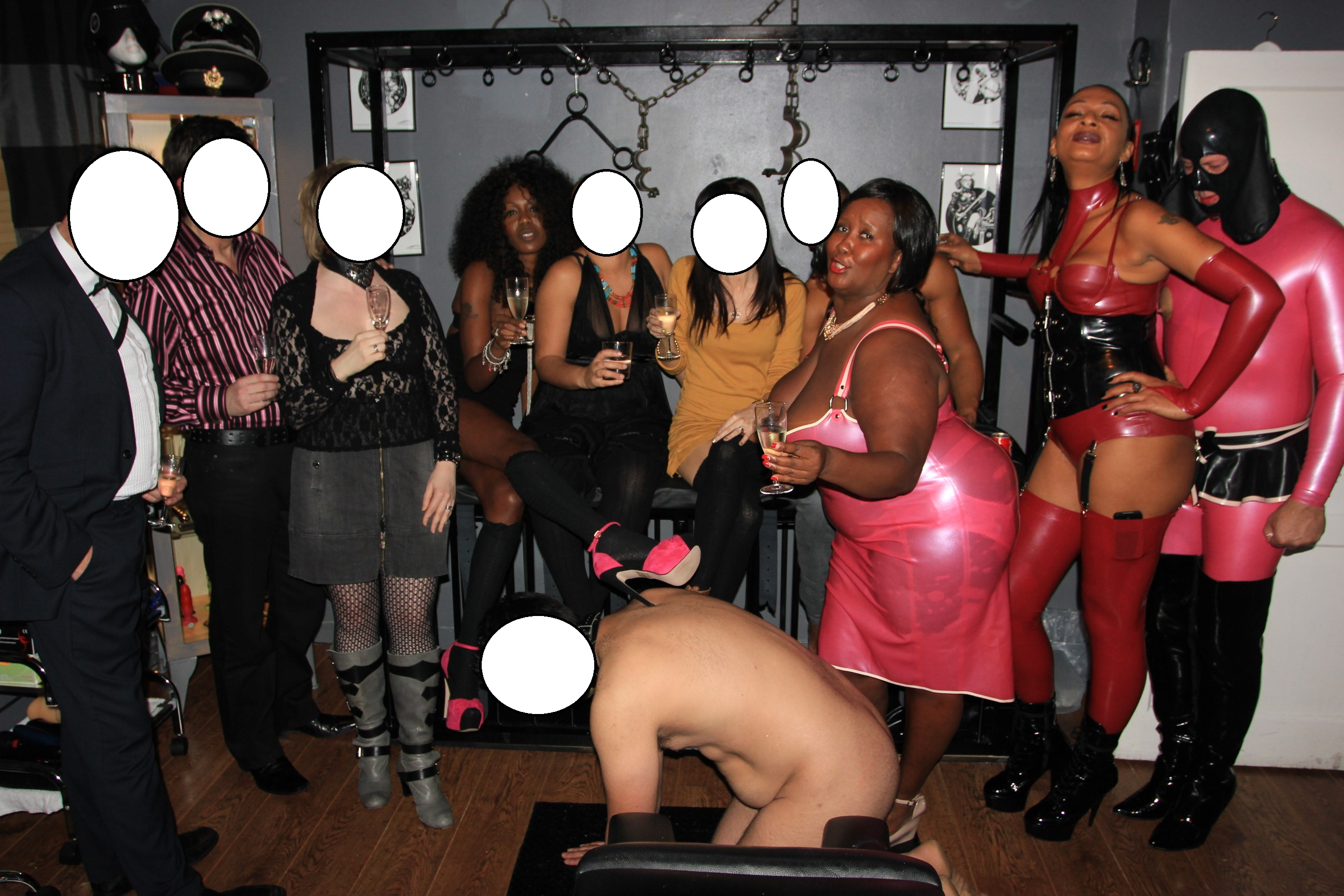 private bdsm party swinger szene