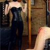 leather english mistress