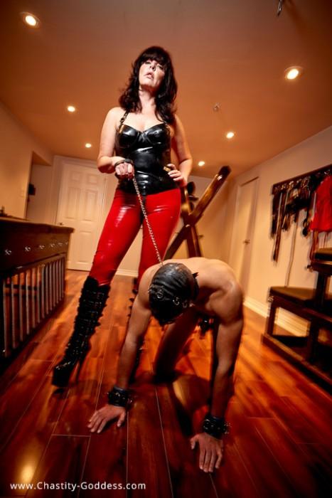 Femdom chastity guide