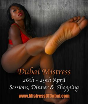 Dubai mistress