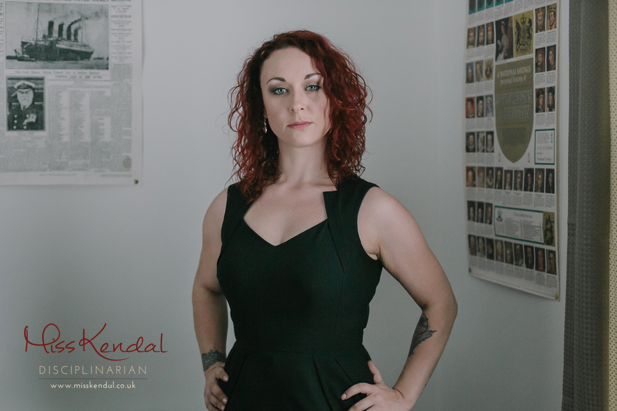 Regret, creative discipline femdom