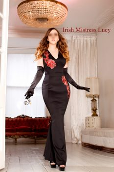 Irish Mistress Lucy