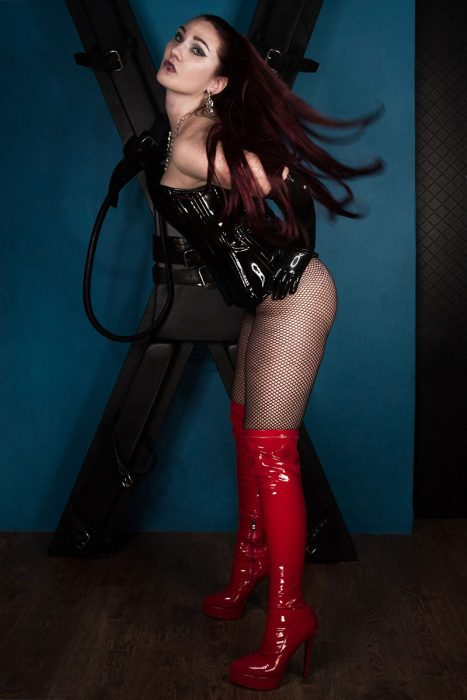young domme in London